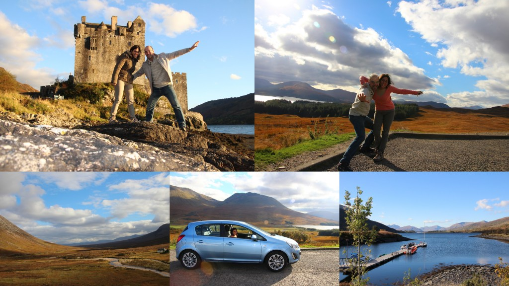 20141015 - Loch Lomond e Doian Caste